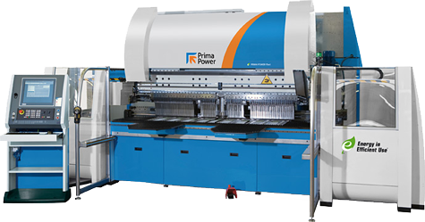FastBend FBe Prima Power Automated Bender