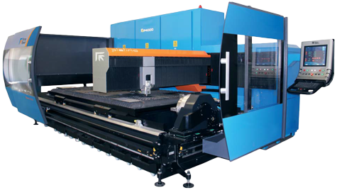 Platino Laser Cutting Prima Power Southland Machine