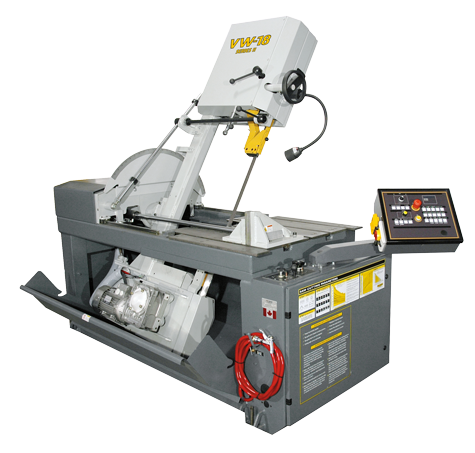 Hyd-Mech V Series Vertical Band Saws